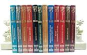EASTON PRESS Non-Fiction Book SMITHSONIAN GUIDE TO HISTORIC AMERICA 12 VOL SET